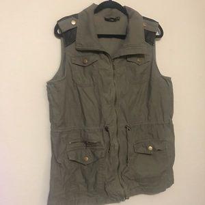Moto Style Vest